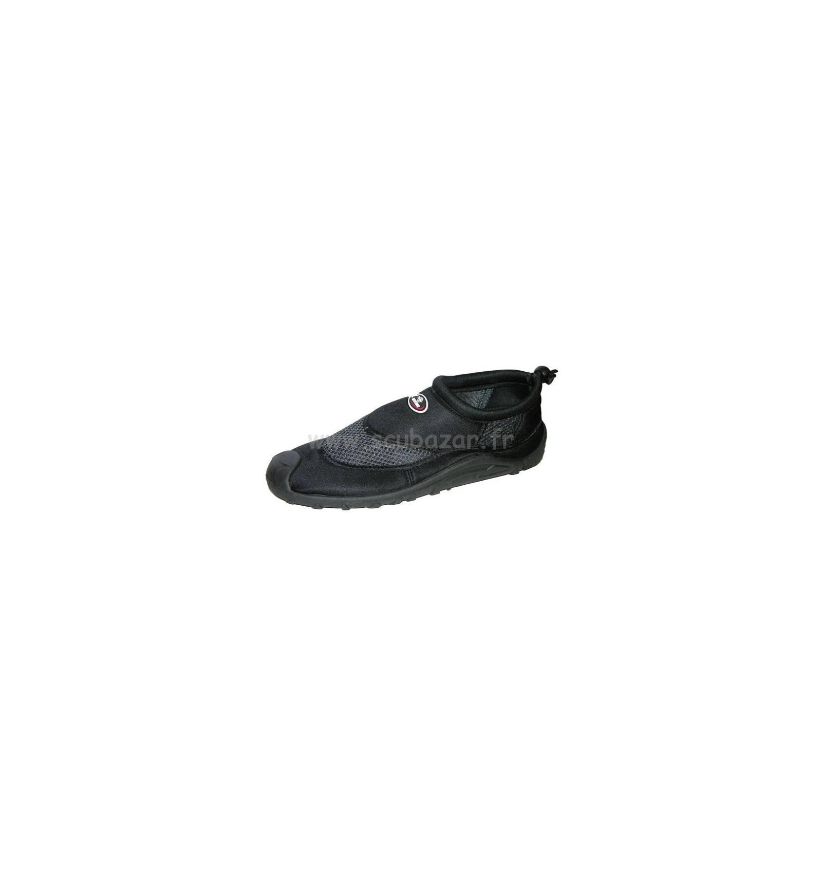 chaussures de plage enfant beuchat plong e chaussures de plage chez scubazar. Black Bedroom Furniture Sets. Home Design Ideas