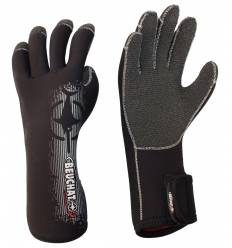 Gants Premium Beuchat 4,5 mm en Kevlar - Noir