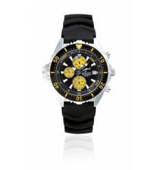 Montre Depthmeter modèle Chronograph Jaune