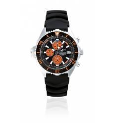 Montre Depthmeter modèle Chronograph Orange