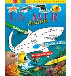 Cahier d'Activités - Les Animaux de la Mer