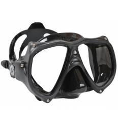 Masque Teknika Aqualung Silicone Noir