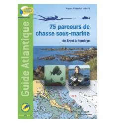 75 parcours de chasse sous marine de Brest a Hendaye