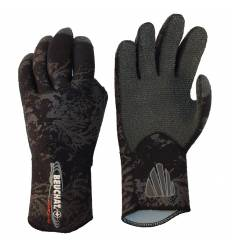 Gants Marlin 3 mm Beuchat en Kevlar refendu Titanium