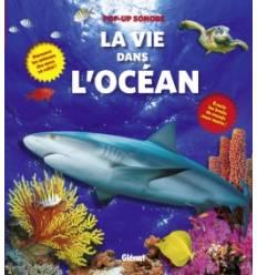 LA VIE DANS L'OCEAN - POP UP SONORE