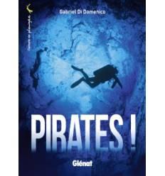 Carnet de plongée: Pirates !
