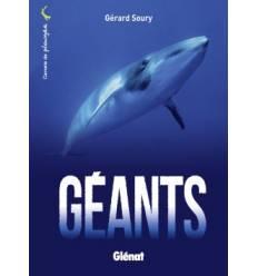 Carnet de plongée: Géants