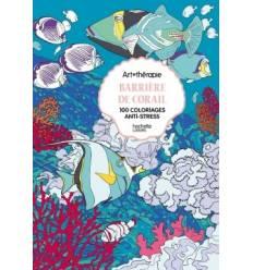 Barriere de Corail 100 coloriages anti-stress