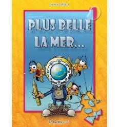 "Bande dessinee ""Plus belle la Mer"""