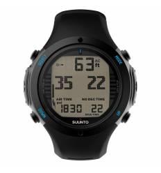 Montre Ordinateur D6I Novo SUUNTO Bracelet Silicone et USB