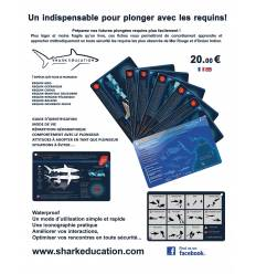 Guide Comportemental des Requins Plaquettes waterproof