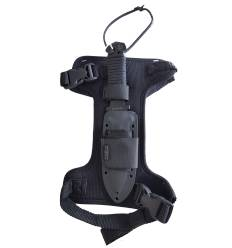 Couteau Aqualung Argonaut + holster neoprene