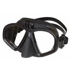 Masque GP1 Beuchat avec support GOPRO