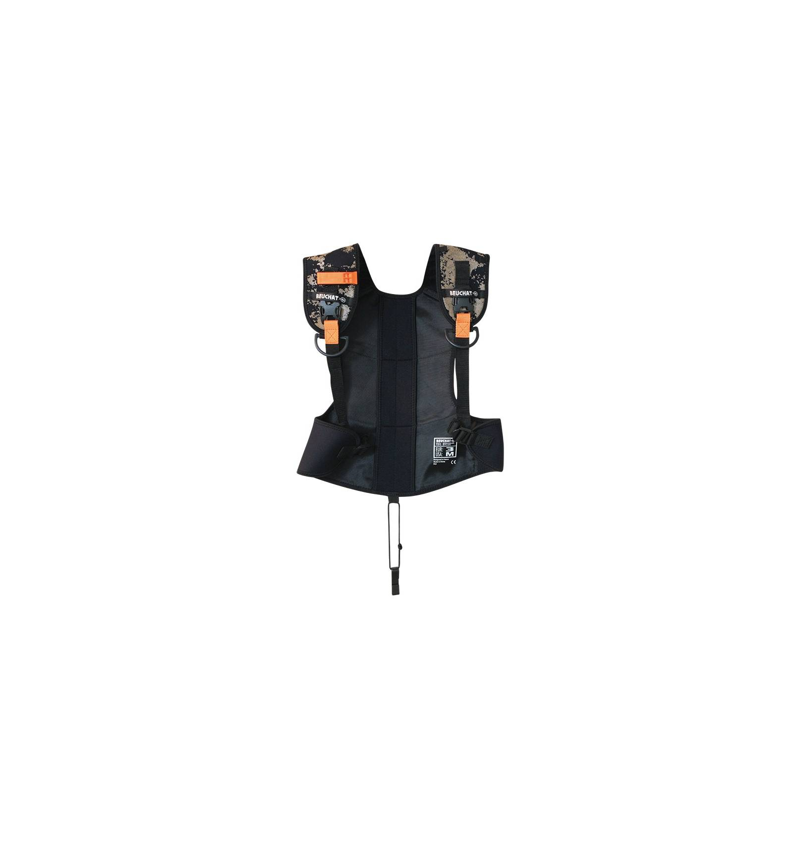 BEUCHAT Baudrier Chasse sous Marine 7kg