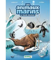 BD Les Animaux marins Tome 4