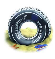 Bouée pneu avec poignée 119cm