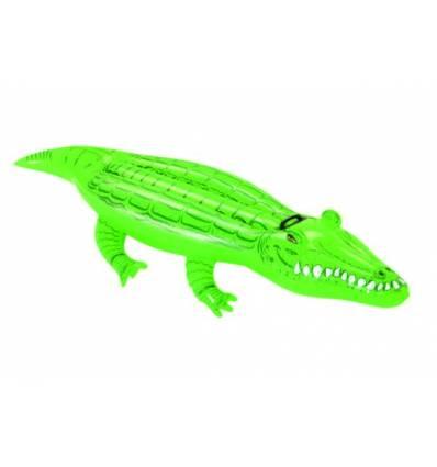 Bouée crocodile 168cm