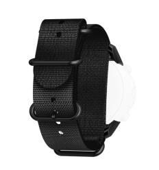 Bracelet D6I Novo ZULU Suunto avec adaptateur