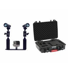 Ensemble complet pour camera Go Pro - 1200XWP